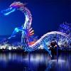 ギネス認定!約150万個のLED電球を敷き詰めた「世界一の地上絵」の壮大さがヤバすぎる。